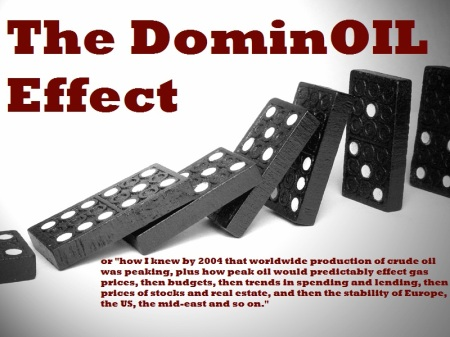 the dominoil effect