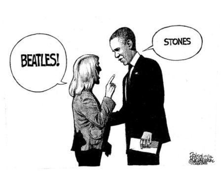 Brewer Obama Rock