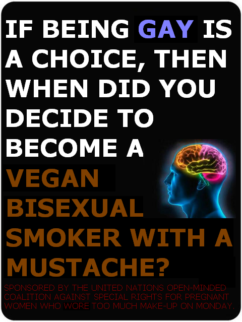 homosexuality choice or genetic Although we can choose whether to act on our feelings, psychologists do not consider sexual orientation to be a conscious choice that can be voluntarily changed.