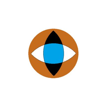 relevant logo circle