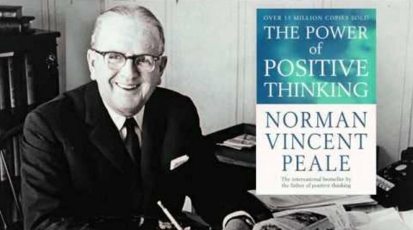 The Power Of Positive Thinking Quotes Norman Vincent Peale: Discover Motivations, Align Them, & Fulfill Them.