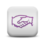 121584-matte-purple-and-white-square-icon-people-things-handshake