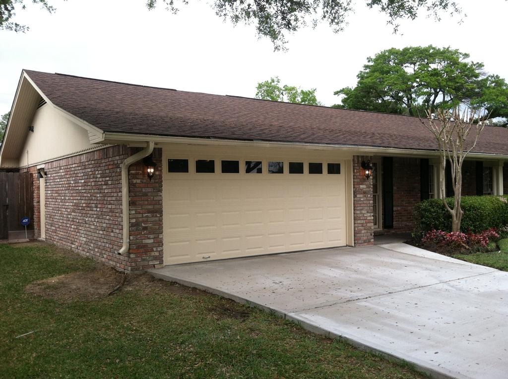 carport to garage conversion in az fl tx. Black Bedroom Furniture Sets. Home Design Ideas