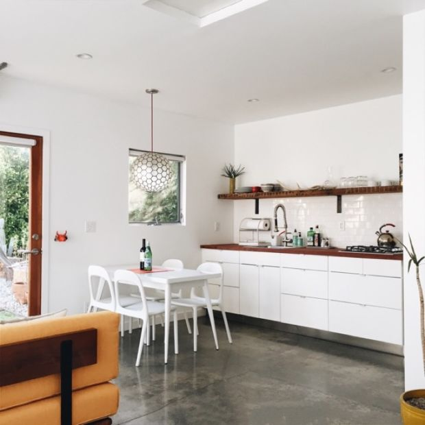 Unpermitted Garage Conversion