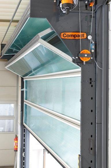 Garage to bedroom conversions for Sectional glass garage door