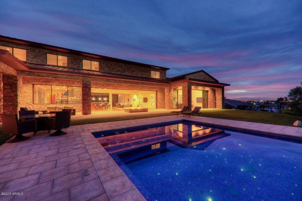 custom home construction in Phoenix AZ