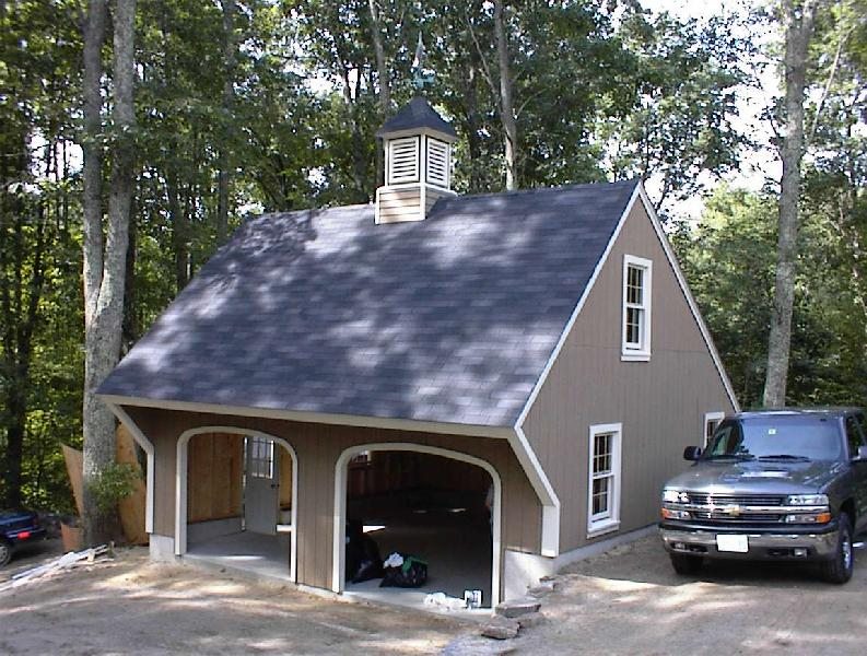 Custom Garage Construction In Orlando Fl A Garage With A