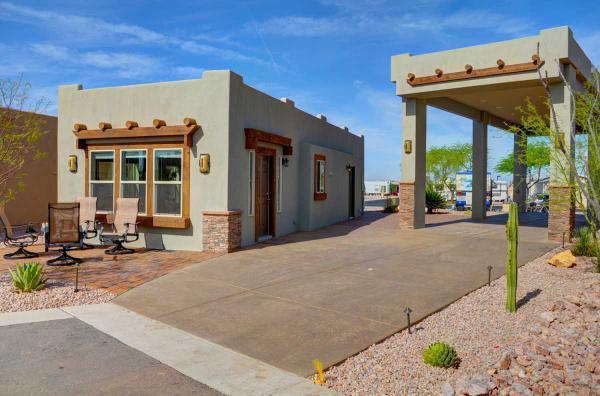 Rv Garage Construction In Phoenix Az Custom Rv Garages