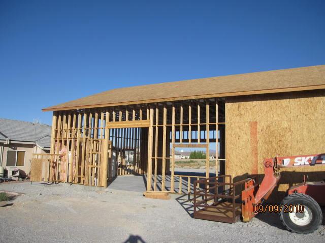 Custom Rv Garage Construction By The Garage Builders