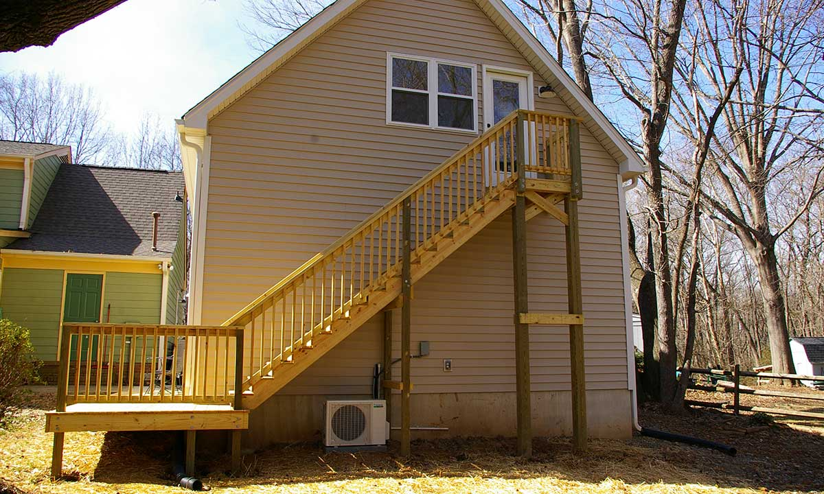 Atlanta garage construction building a detached 2 story for Garage builders atlanta