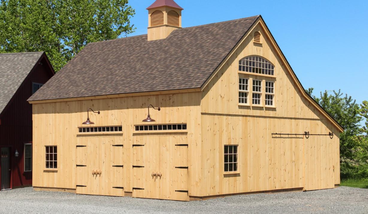 2 story garage design construction in atlanta for Garage builders atlanta